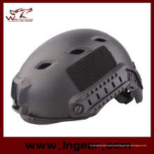 Capacete de combate militar capacete de Kevlar Bj rápido capacete tático