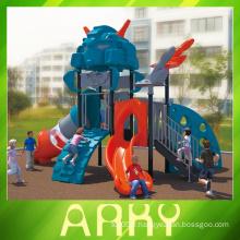 Série de robots Équipement de terrain de jeux commercial