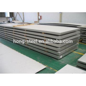 Tipo 304 304 L ASTM A240 chapas de acero inoxidable de 304 304 L