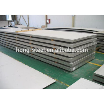 Type 304 304 L ASTM A240 plaque de tôle inox 304 304 L