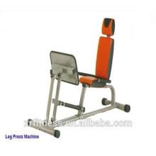 Namen der Fitnessgeräte Leg Press Machine mit Hydraulikzylinder