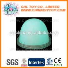 Custom glow in dark silly putty in sticky eggs