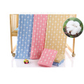 Cotton Baby Swaddle Blanket, Muslin Swaddle