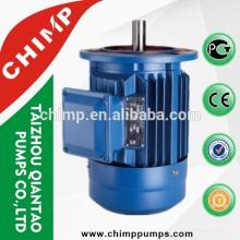 AC single / trifásico 1HP Y2 motor elétrico para carro