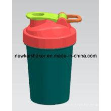 500ml botella de agua de la insignia de encargo de la botella de Joyshaker de la proteína