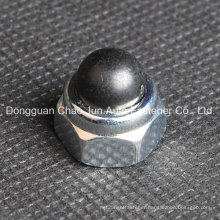 Carbon Steel Hex Nylon Cap Nut