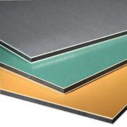 Exterior Building Cladding Material