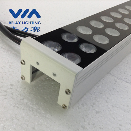 linear wall washer led