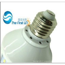 Le premier led 5w 5730 smd a conduit la lumière de maïs E27 / E14 / B22warm blanc lampe LED blanc cool