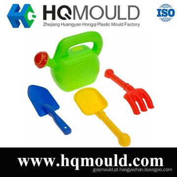 Molde de injeção de pá de plástico para brinquedo de crianças