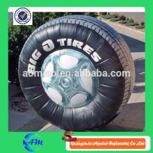 Juguete inflable de la rueda buena calidad para la venta