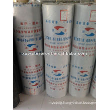 polythene and polymer compound waterproof membrane