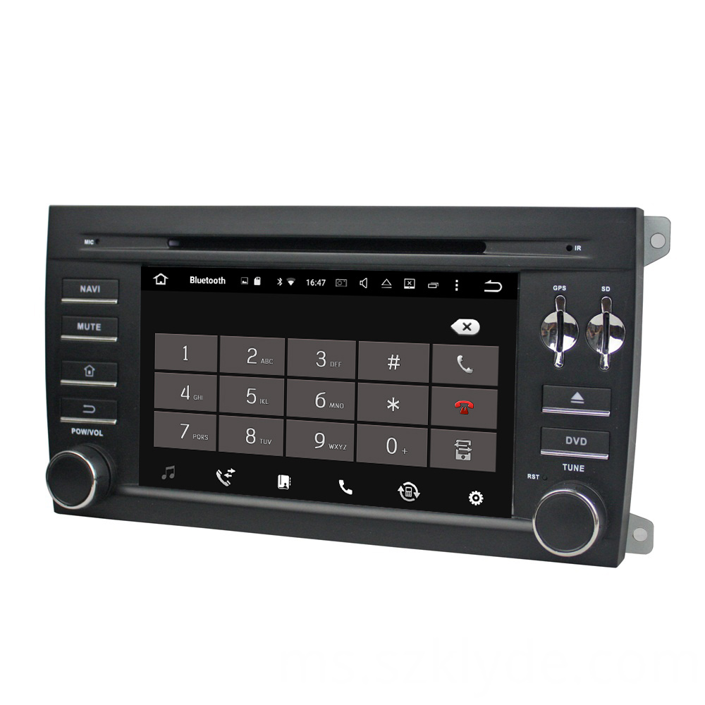 Cayenne 2006 car multimedia