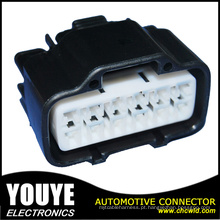 Forma 12 selada automóvel conector impermeável para Nissan