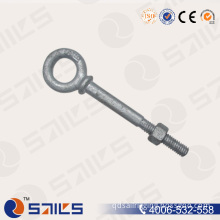 Us Type G-277 Forged Galv Shoulder Liftiing Eye Bolt