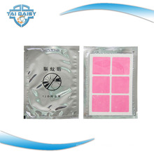 China Factory Wholesale Low Pirce Mosquito Repellent Patch