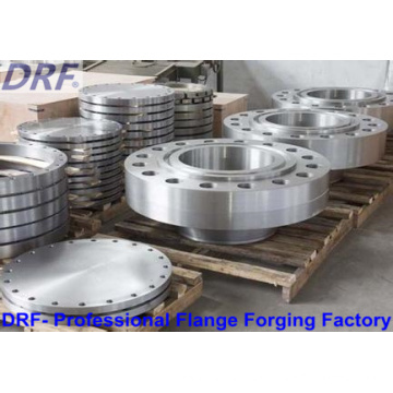 Stainless Steel Flange (ANSI DIN GOST)