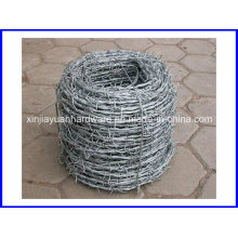 Double Twist Galvanized Razor Barbed Wire, Barbed Wire