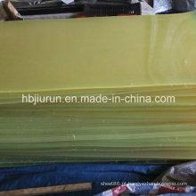 Placa plástica do plutônio da fabricação de China para a indústria