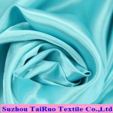 Fait de satin de polyester 100% utilisé pour la doublure de vêtements