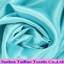 Feito de cetim 100% poliéster usado para forro de vestuário