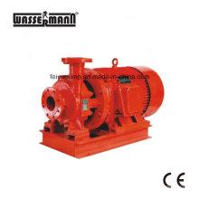 Horizontal Constant Pressure Fire Pumps