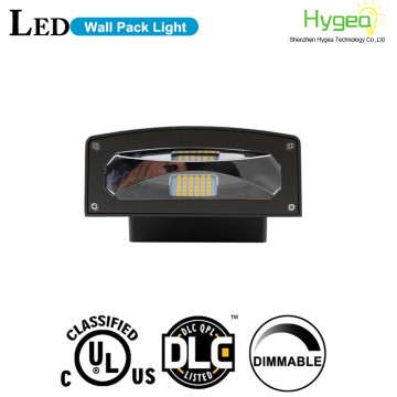 outdoor smd/cob led wall pack 20w 40w motion sensor