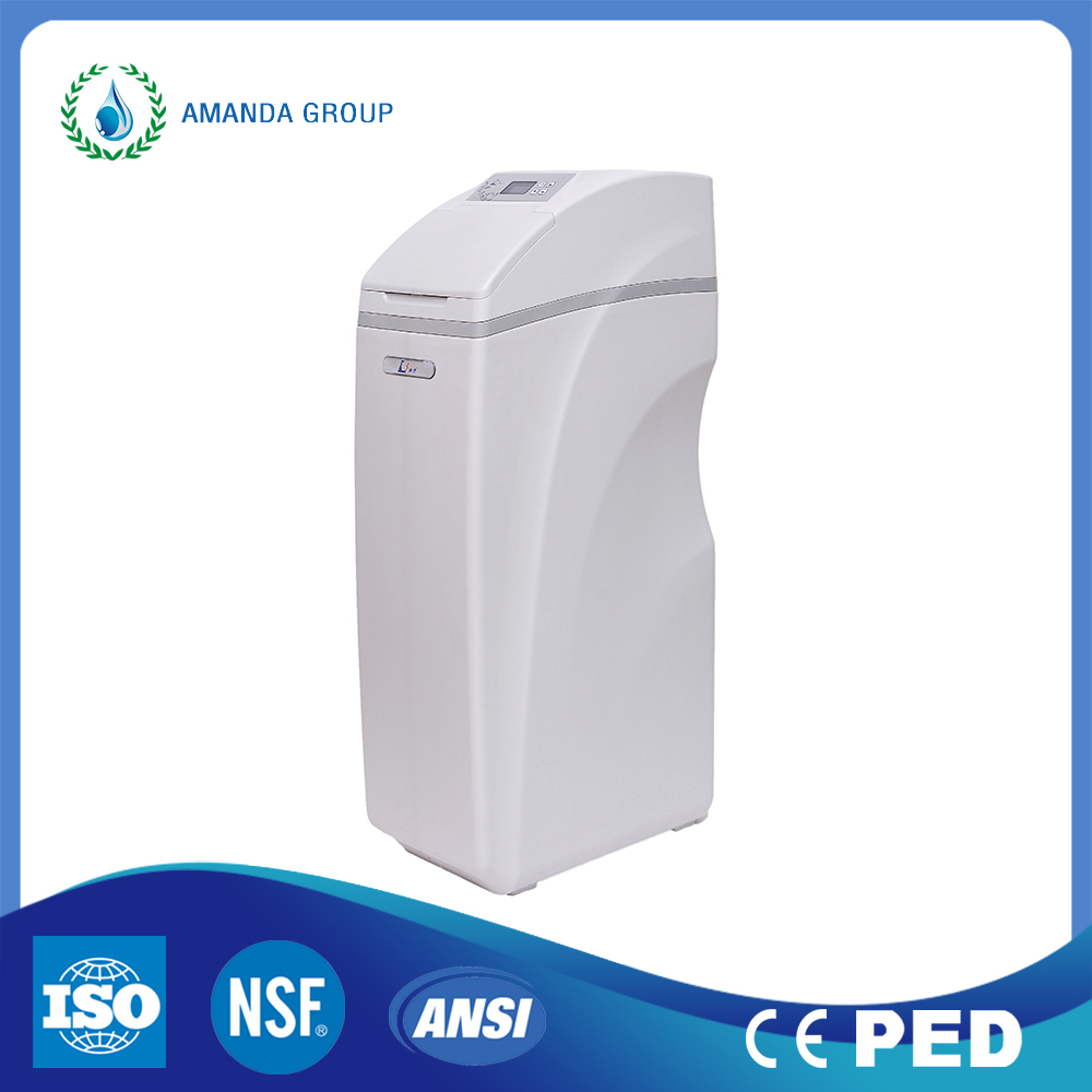 1500B Whole House Water Softener For 3-5 Family Members