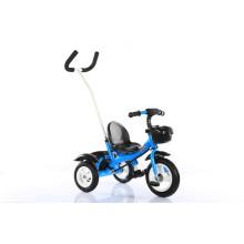 Triciclo de bebê simples garoto brinquedos