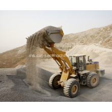 CAT 5 TON WHEEL LOADER WITH BUCKET BIG