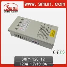 Smun 120W fonte de alimentação à prova de chuva 120W 12V 10A