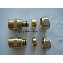 Tuyau Pex-Al-Pex ou Tuyau en Plastique Aluminium (KTM)