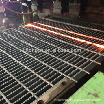 Verzinktes Gitter, verzinktes Metallgitter, verzinktes Stahlgitter