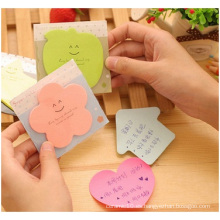 Mini Sticky Notes Sticky Notes con PP Backcard