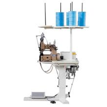 Большие мешки, делающие швейную машину