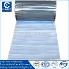 Material impermeável auto-adesiva fita de vedação de betume
