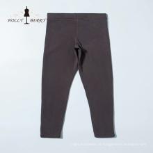 Leggings de malha mulheres lazer calças esportivas