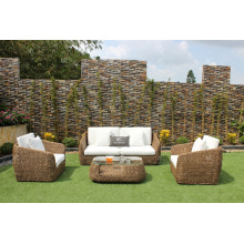 2017 Best Selling Water Hyacinth Sofa Set for Indoor Furniture from Vietnam
