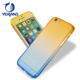 Yexiang 360 Degree Ultra Thin Full Cover Transparent TPU Case for iPhone7 Plus
