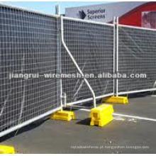 Base de vedação temporária em betão (fábrica de Anping)