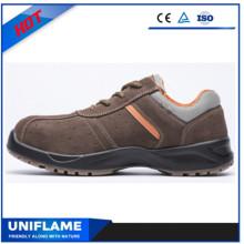 Leather Upper Fancy Light Safety Footwear Ufa024
