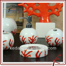 ceramic bathroom set 4