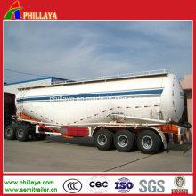 65m3 réservoir de ciment semi remorque / réservoir de poudre (PLY9825MTA)