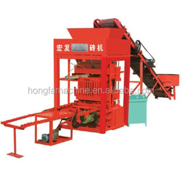 QTJ4-28 brick making machine cement hollow brick machine hollow bricks machinery quotation