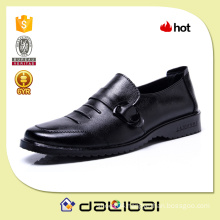 2015 Best price many styles small MOQ black cheap leather formal men shoes
