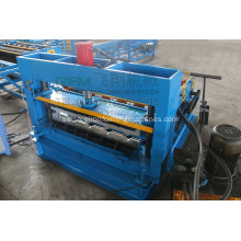 Metallplatta Crimp Machine Line