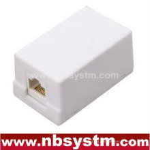 1 port Surface Box with 1pc RJ45 keystone jack or without