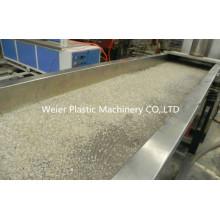 Parallele Doppelschnecken-Wasserring-Pelletisierungs-Linie Haustier-Flocken-Pelletisierungs-Maschine