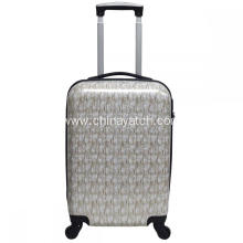 ABS& PC 3 Piece Luggage Set Lightweight suitcase