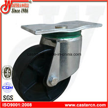 Press Metal Swivel Bin Castor